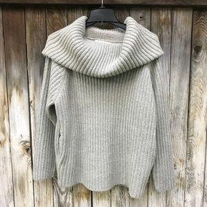 NECTAR CLOTHING Over Sized Turtleneck Sweater